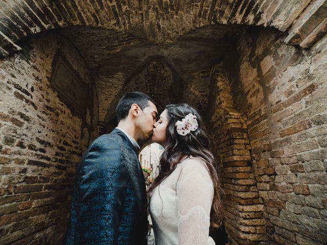 Il matrimonio di Claudio e Gina a Spinetoli, Ascoli Piceno 16
