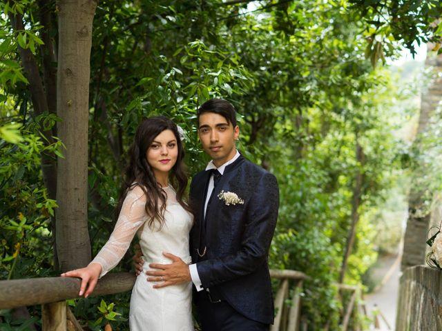 Il matrimonio di Claudio e Gina a Spinetoli, Ascoli Piceno 17
