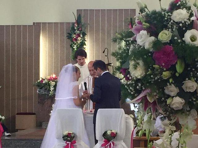 Il matrimonio di Tommy e Chicca a Desio, Monza e Brianza 10