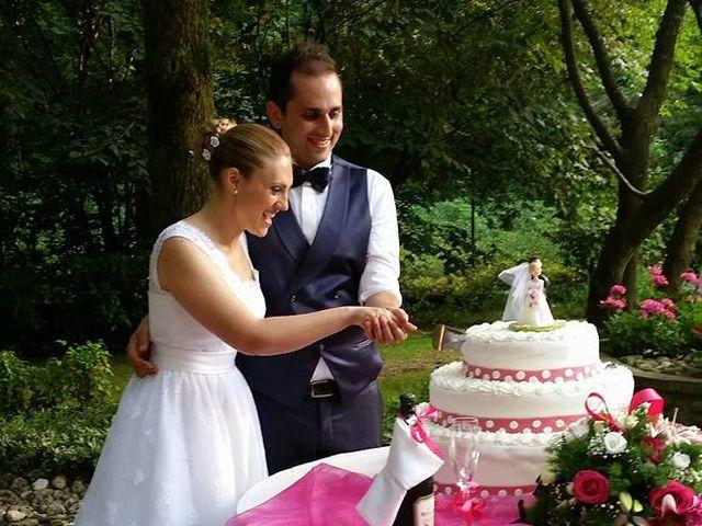 Il matrimonio di Tommy e Chicca a Desio, Monza e Brianza 14