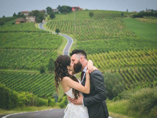 Le nozze di Elisangela e Gabriele