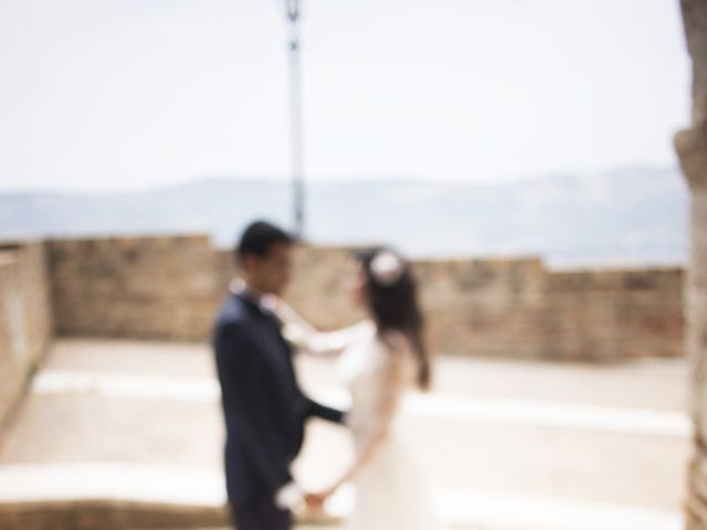 Il matrimonio di Claudio e Gina a Spinetoli, Ascoli Piceno 32