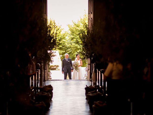 Il matrimonio di Leonardo e Martina a Cartoceto, Pesaro - Urbino 18