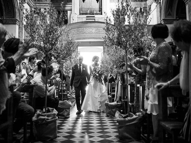Il matrimonio di Leonardo e Martina a Cartoceto, Pesaro - Urbino 19