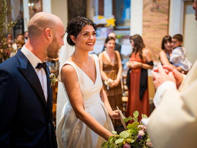 Il matrimonio di Leonardo e Martina a Cartoceto, Pesaro - Urbino 20