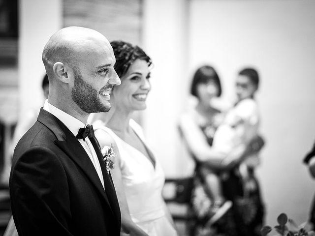 Il matrimonio di Leonardo e Martina a Cartoceto, Pesaro - Urbino 21