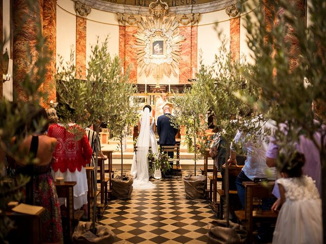 Il matrimonio di Leonardo e Martina a Cartoceto, Pesaro - Urbino 22