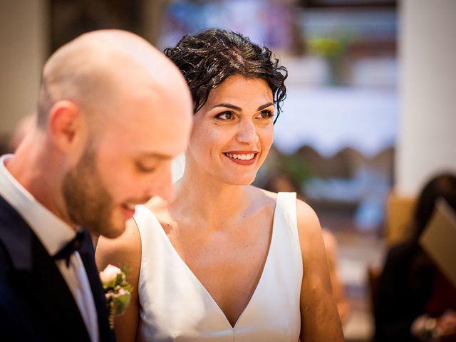 Il matrimonio di Leonardo e Martina a Cartoceto, Pesaro - Urbino 23