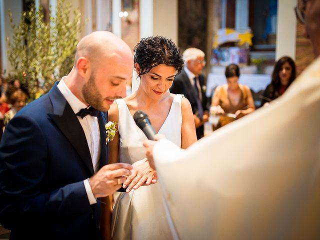 Il matrimonio di Leonardo e Martina a Cartoceto, Pesaro - Urbino 25