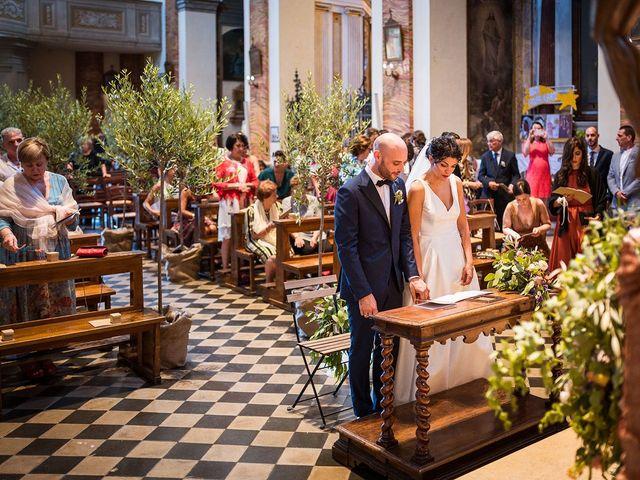 Il matrimonio di Leonardo e Martina a Cartoceto, Pesaro - Urbino 28