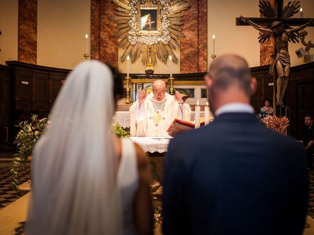Il matrimonio di Leonardo e Martina a Cartoceto, Pesaro - Urbino 29
