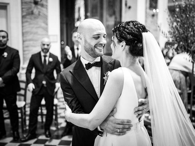 Il matrimonio di Leonardo e Martina a Cartoceto, Pesaro - Urbino 30