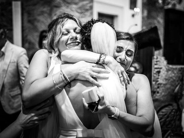 Il matrimonio di Leonardo e Martina a Cartoceto, Pesaro - Urbino 31