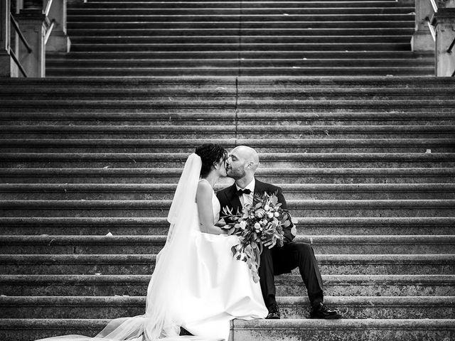 Il matrimonio di Leonardo e Martina a Cartoceto, Pesaro - Urbino 33