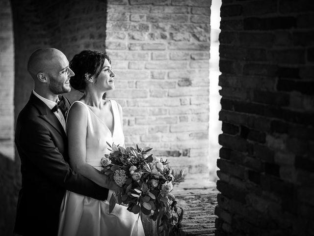 Il matrimonio di Leonardo e Martina a Cartoceto, Pesaro - Urbino 34