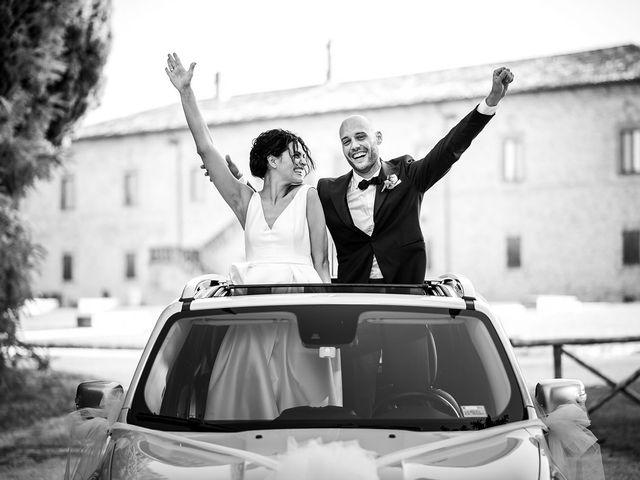 Il matrimonio di Leonardo e Martina a Cartoceto, Pesaro - Urbino 36