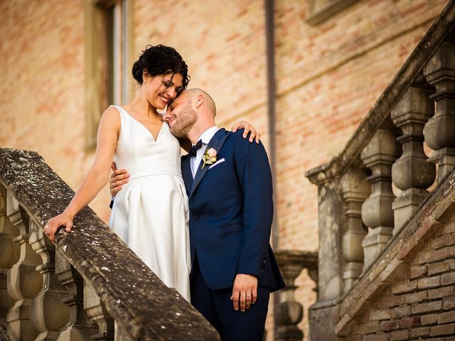 Il matrimonio di Leonardo e Martina a Cartoceto, Pesaro - Urbino 38