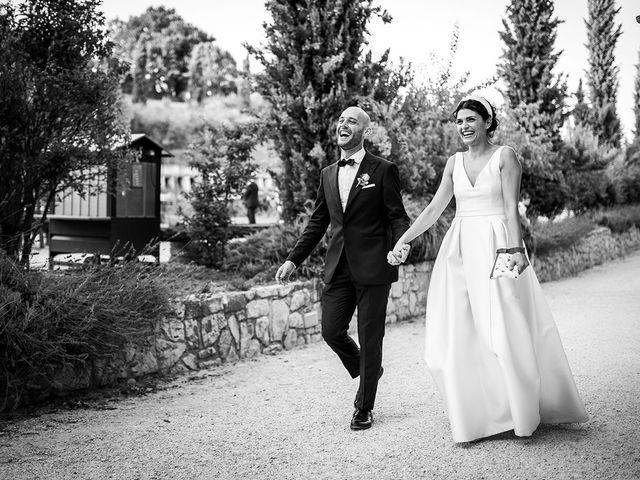 Il matrimonio di Leonardo e Martina a Cartoceto, Pesaro - Urbino 39