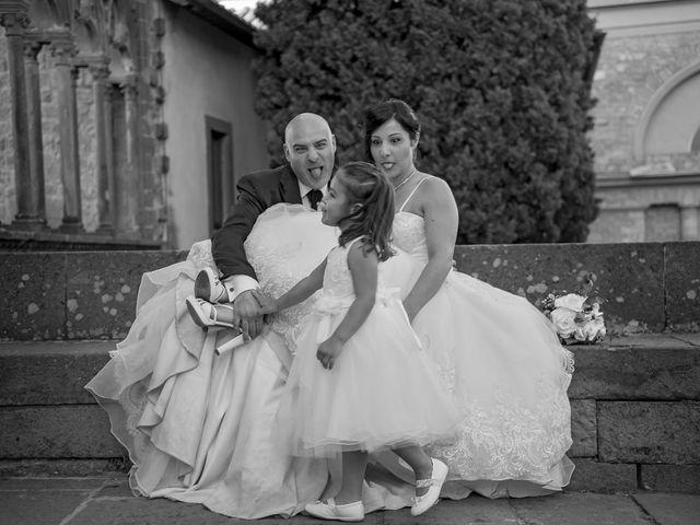 Il matrimonio di Riccardo e Claudia a Viterbo, Viterbo 10
