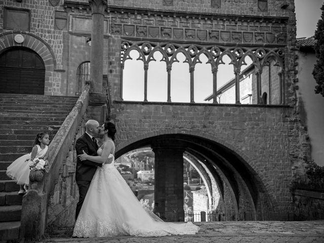 Il matrimonio di Riccardo e Claudia a Viterbo, Viterbo 11