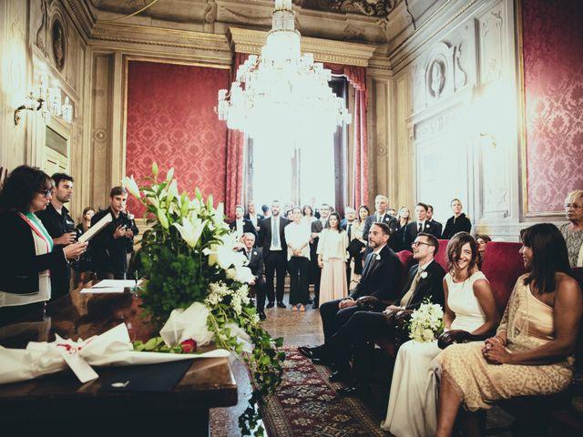 Il matrimonio di Ilenia e Matteo a Bologna, Bologna 12