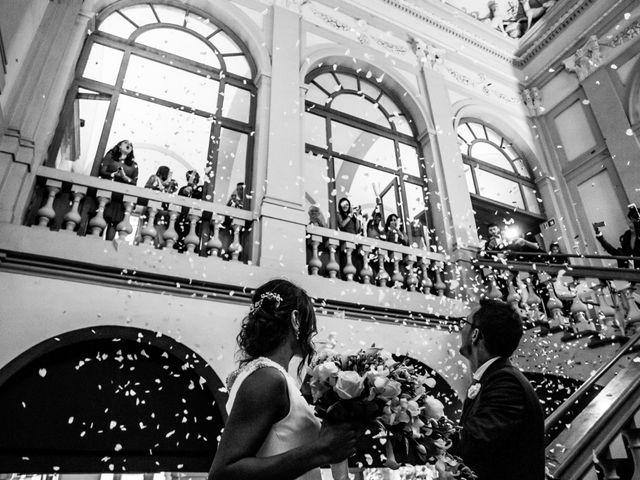 Il matrimonio di Ilenia e Matteo a Bologna, Bologna 25