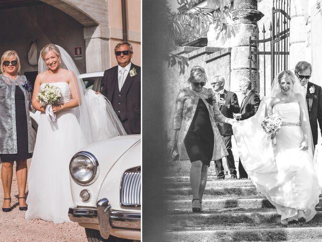 Il matrimonio di Valentina e Fabio a Negrar, Verona 41