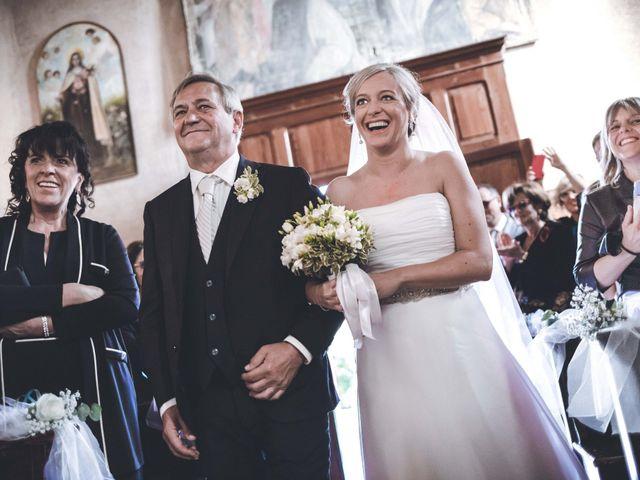 Il matrimonio di Valentina e Fabio a Negrar, Verona 49