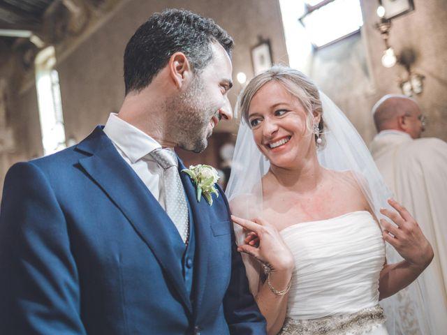Il matrimonio di Valentina e Fabio a Negrar, Verona 51