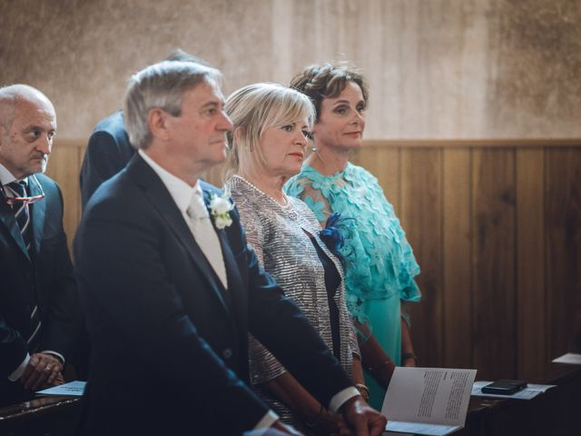 Il matrimonio di Valentina e Fabio a Negrar, Verona 58