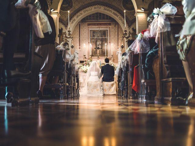 Il matrimonio di Valentina e Fabio a Negrar, Verona 1