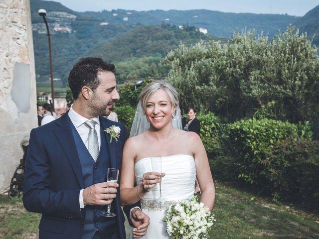 Il matrimonio di Valentina e Fabio a Negrar, Verona 99