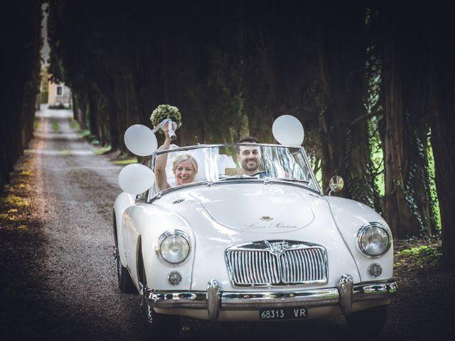 Il matrimonio di Valentina e Fabio a Negrar, Verona 104