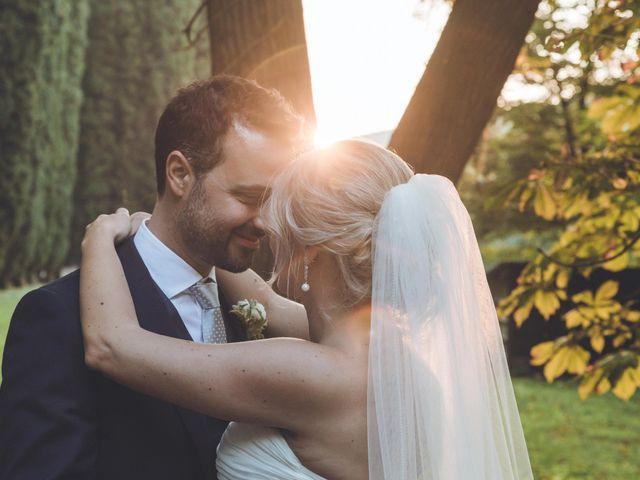 Il matrimonio di Valentina e Fabio a Negrar, Verona 112