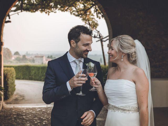 Il matrimonio di Valentina e Fabio a Negrar, Verona 113