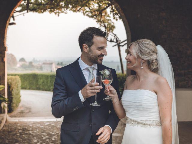 Il matrimonio di Valentina e Fabio a Negrar, Verona 114