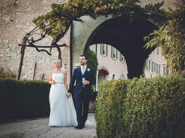 Il matrimonio di Valentina e Fabio a Negrar, Verona 117