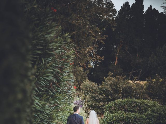 Il matrimonio di Valentina e Fabio a Negrar, Verona 118