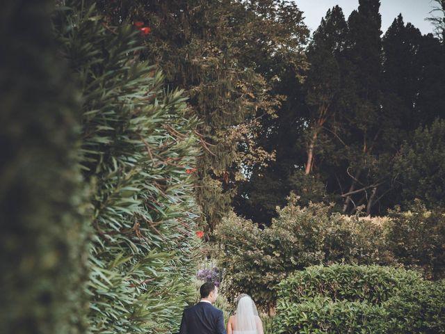 Il matrimonio di Valentina e Fabio a Negrar, Verona 119