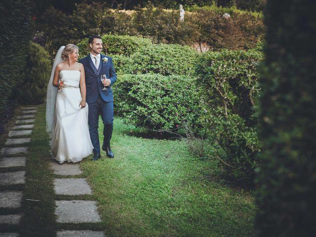 Il matrimonio di Valentina e Fabio a Negrar, Verona 120