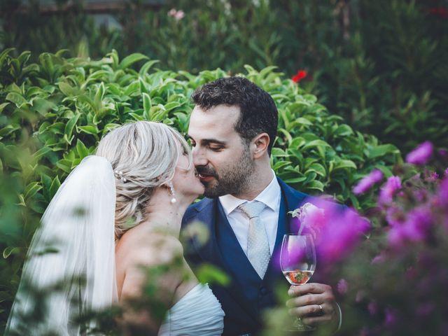 Il matrimonio di Valentina e Fabio a Negrar, Verona 122
