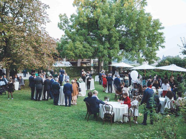 Il matrimonio di Valentina e Fabio a Negrar, Verona 131