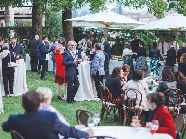Il matrimonio di Valentina e Fabio a Negrar, Verona 132