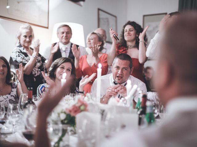 Il matrimonio di Valentina e Fabio a Negrar, Verona 150