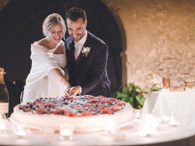 Il matrimonio di Valentina e Fabio a Negrar, Verona 154