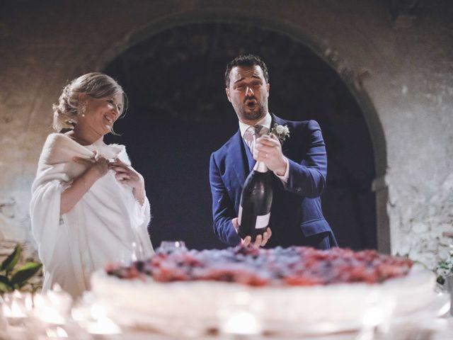 Il matrimonio di Valentina e Fabio a Negrar, Verona 155