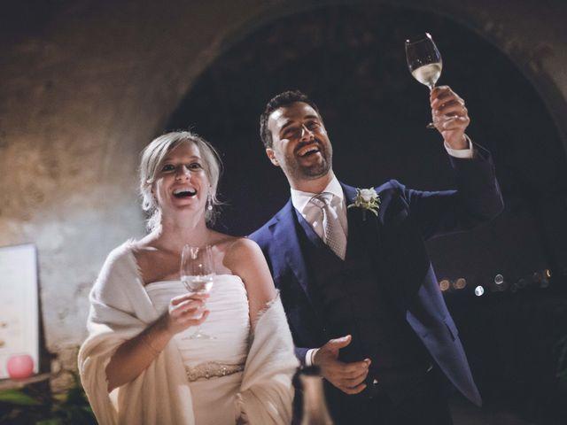 Il matrimonio di Valentina e Fabio a Negrar, Verona 156