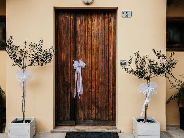 Il matrimonio di Alice e Michele a Fossombrone, Pesaro - Urbino 1