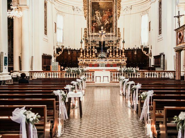 Il matrimonio di Alice e Michele a Fossombrone, Pesaro - Urbino 30