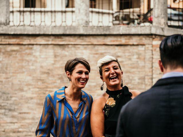 Il matrimonio di Alice e Michele a Fossombrone, Pesaro - Urbino 34